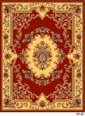 欧式地毯材质贴图; 红色欧式壁纸贴图图片下载分享;